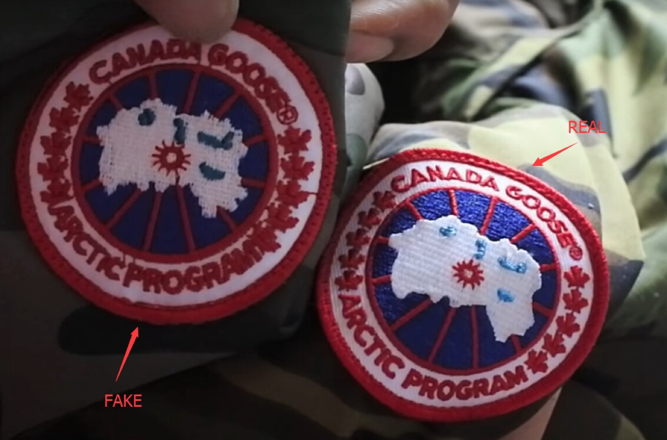 fake canada goose jackets on sale