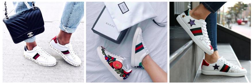 Replica Gucci Sneakers Wholesale