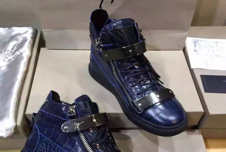 1f30ecdb22c4a Cheap Replica Giuseppe Zanotti Sneakers Wholesale – Can You Resist the  Bling?