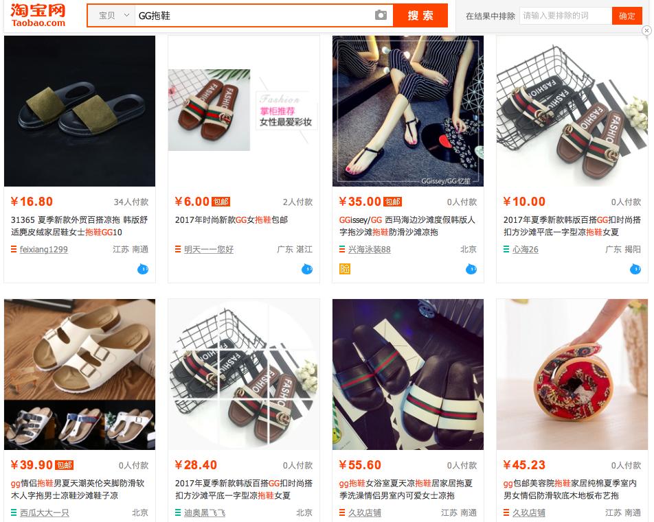 Gucci Flip Flops Replica Wholesale Buying Guide 2018