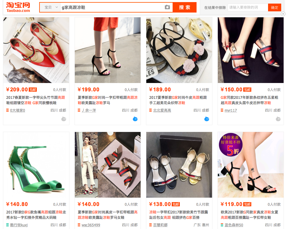 9f98958d0511 How to find high quality Gucci Sandals replica wholesale - MyBizShare