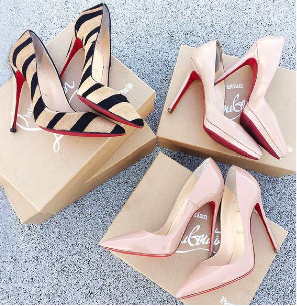 Cheap Red Bottoms Shoes