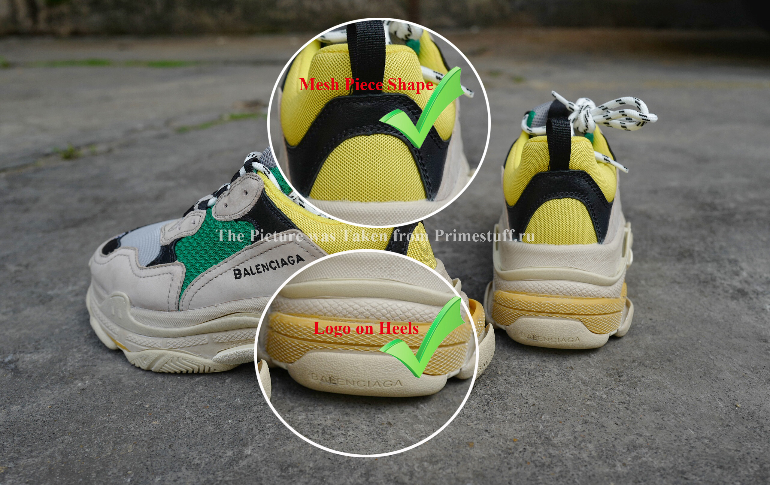 Balenciaga Reveals Even More Triple S Styles Sneakers All