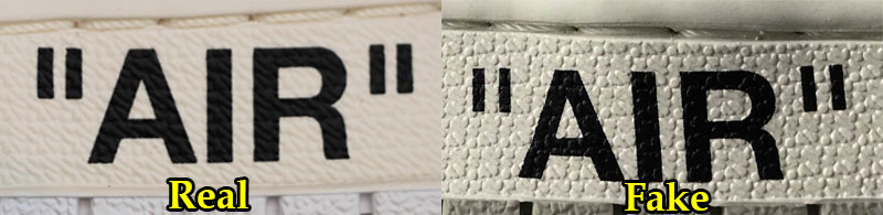 """1dd8e7db187c Point 5  """"AIR"""" wording. The word """"AIR"""" on the shoe s side sole should be  neat"""