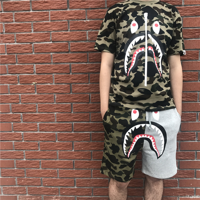 93e982d06 How to Spot Fake VS Authentic Bape Shorts - MyBizShare