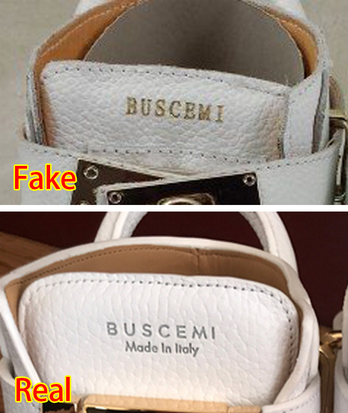 How to Find Replica Buscemi Shoes at