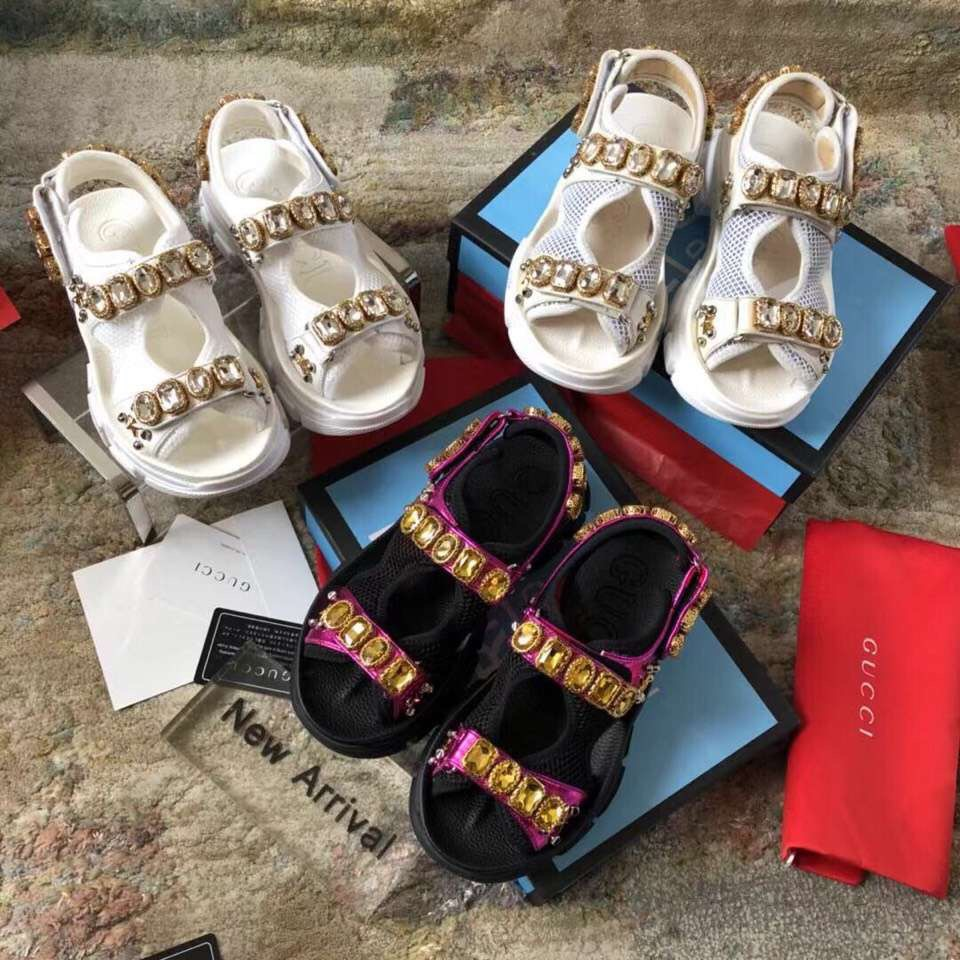4a956555c4c4 How to find high quality Gucci Sandals replica wholesale - MyBizShare