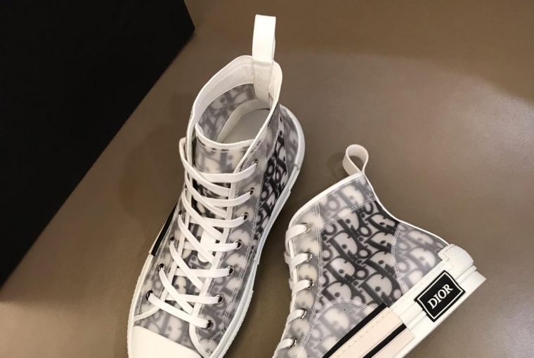 1fce3af024ed1 Dior Summer High Top Sneakers: Real vs High Quality Replica - MyBizShare