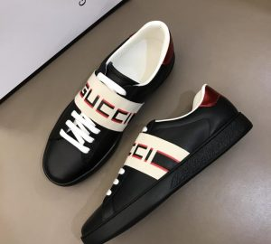 How to spot fake Gucci Ace Sneakers