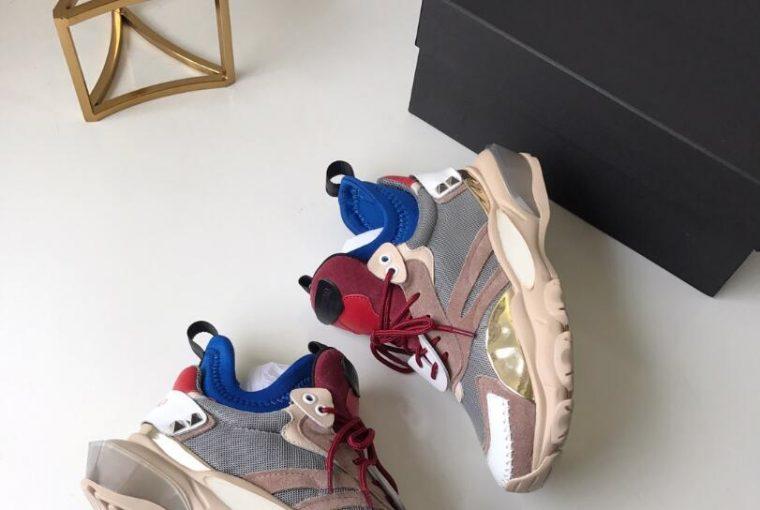Valentino Sneakers Replica vs Real