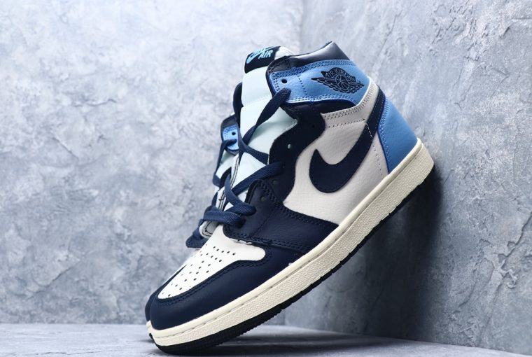 Air Jordan Retro High OG Obsidian Real vs High Quality Replica Review