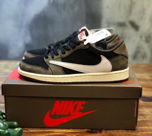 Travis Scott x Air Jordan 1 High Quality Replica vs Real Review